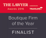 The Lawyer Awards 2016 Finalist